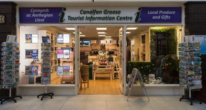 betws y coed tourist information centre