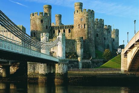 Conwy Castle Visit Llandudno Conwy