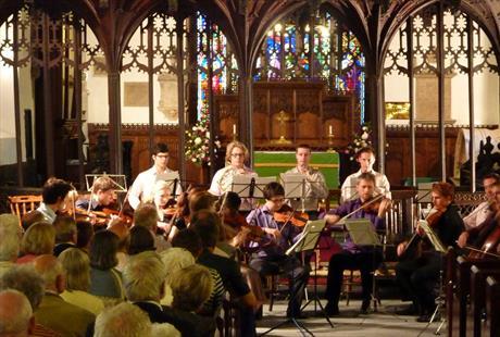 Conwy Classical Music Festival - Festival in Conwy, Conwy