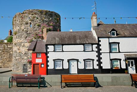 The Smallest House In Great Britain Visit Llandudno Conwy