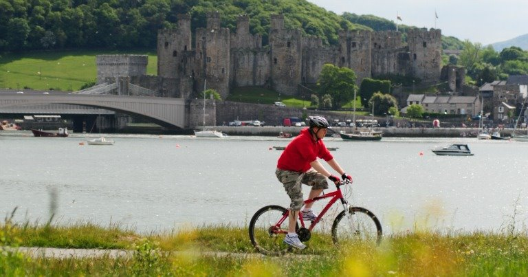 Cycling in North Wales