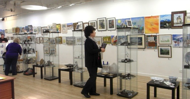 Galleries in North Wales