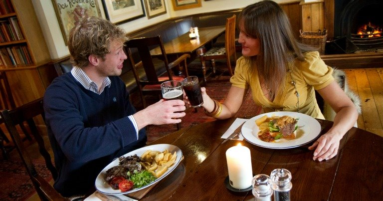 Restaurants in North Wales