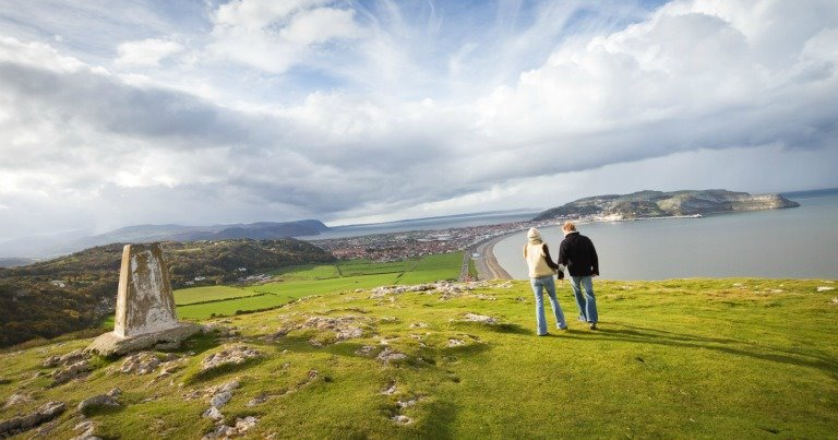 Seasonal Breaks in Conwy County