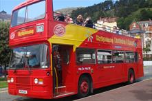 Alpine Llandudno & Conwy Open Top Sightseeing Tour