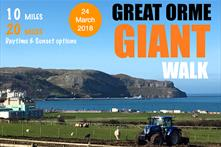 Great Orme Giant Walk, Llandudno