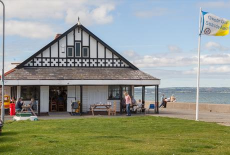 Beach Pavilion Cafe
