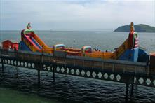 Peabody's Play Area & Trampolines, The Pier, Llandudno